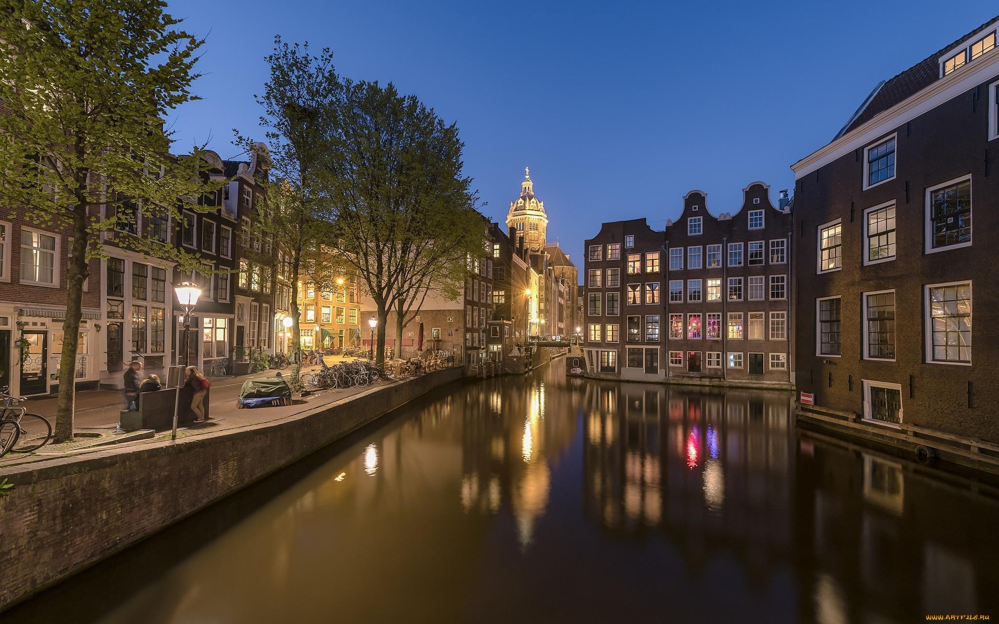 круглые, голландия фото города также хочу